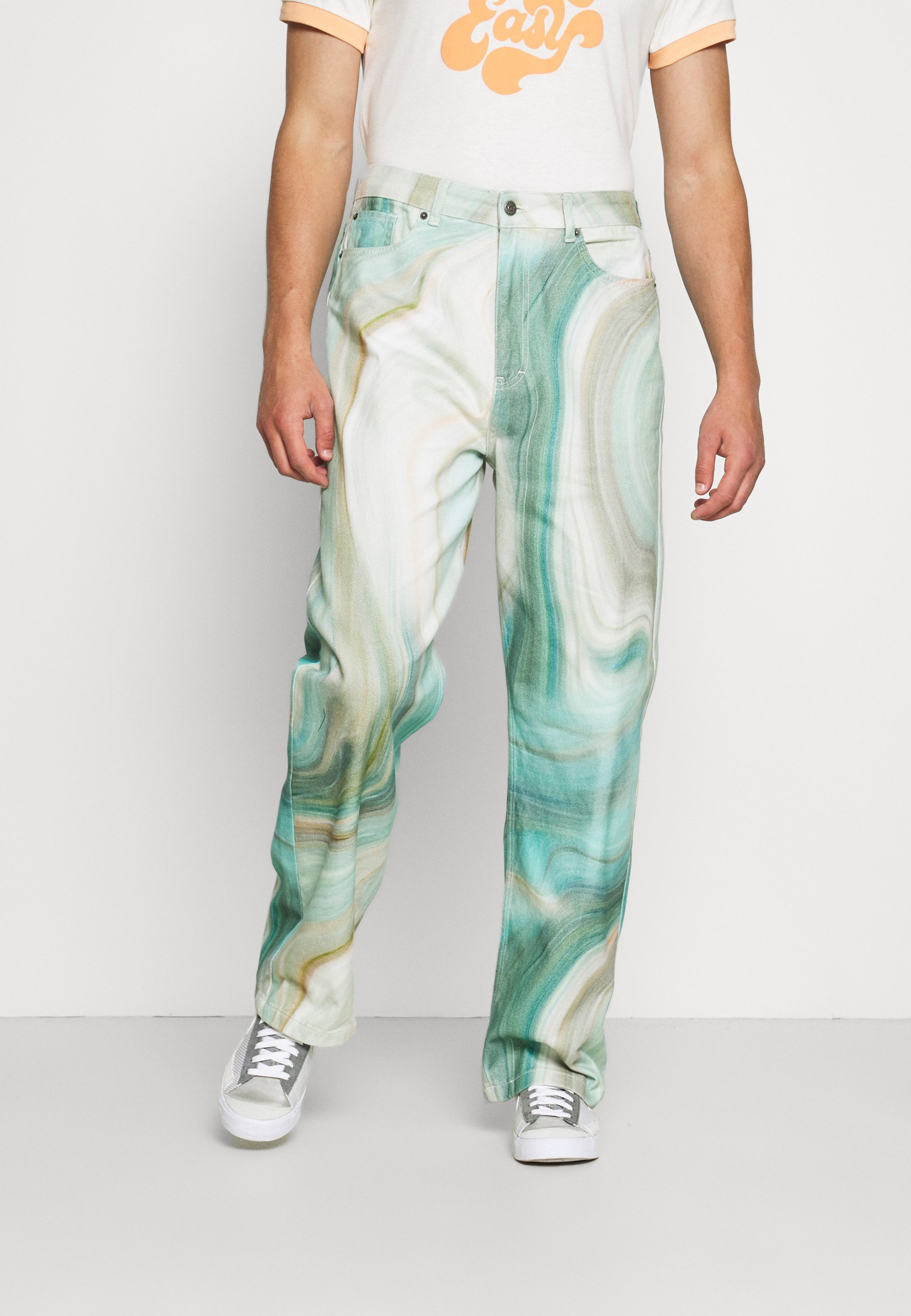 Men MARBLE SKATE - Relaxed fit jeans