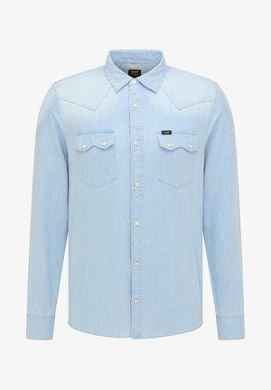 Camisa - summer blue