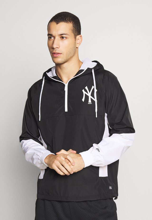 MLB WINDBREAKER NEW YORK YANKEES - Article de supporter - black
