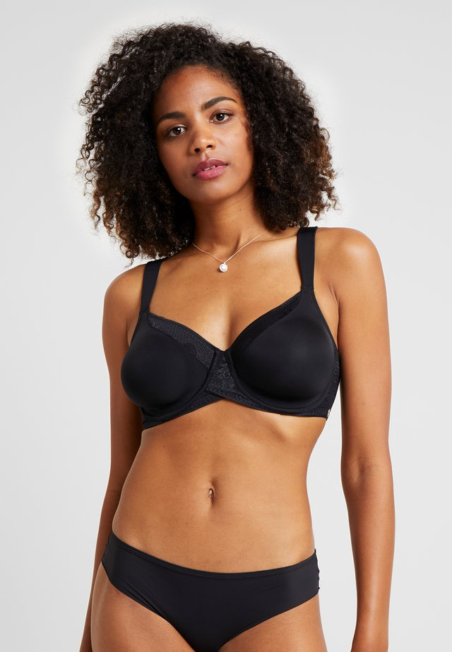 PERFECT SHAPE SOUTIEN GORGE EMBOÎTANT ARMATURES - Underwired bra - noir