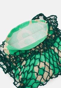 Marimekko - BARITA PIENI UNIKKO BAG - Tote bag - dark green/green/beige - 2