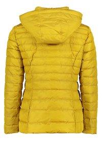 Gil Bret - Winter jacket - mustard gold - 4