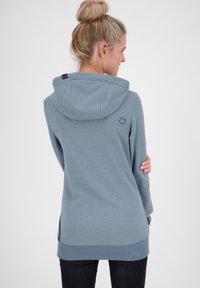 alife & kickin - Zip-up hoodie - steel - 2