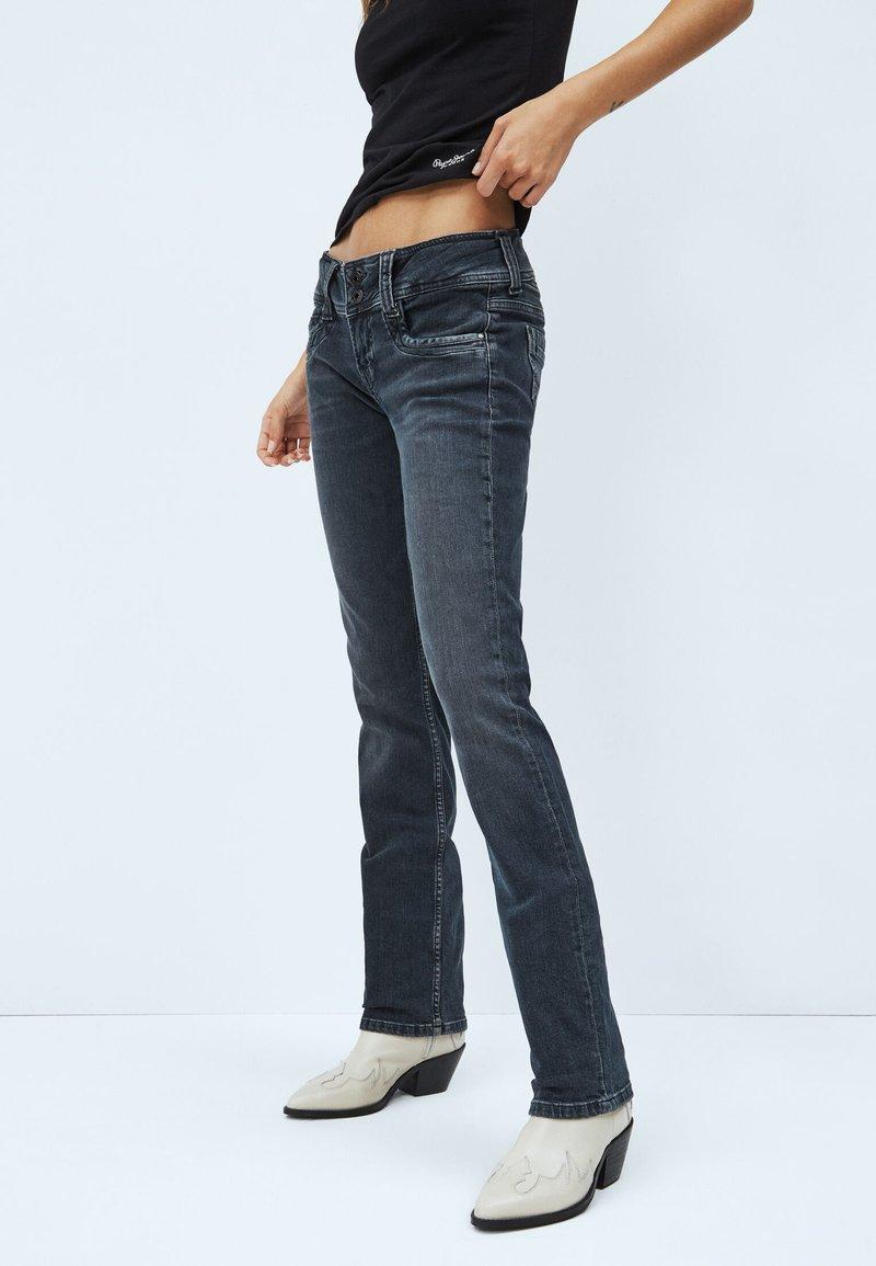 Pepe Jeans - GEN - Straight leg jeans - dark blue