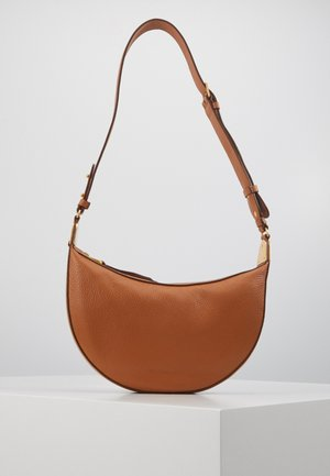 ANAIS SOFT SHOULDER - Across body bag - caramel