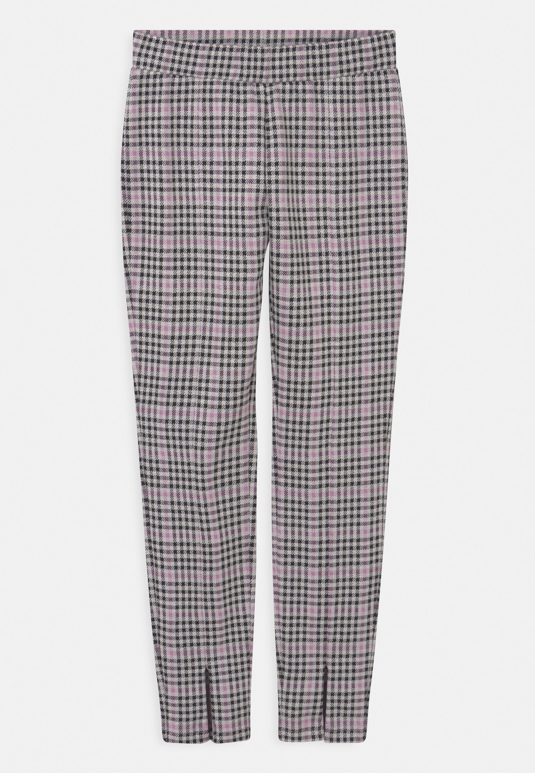 Kids ZIA CHECK - Trousers