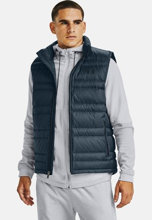 Bodywarmer - mechanic blue