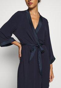 Anna Field - Dressing gown - navy - 5