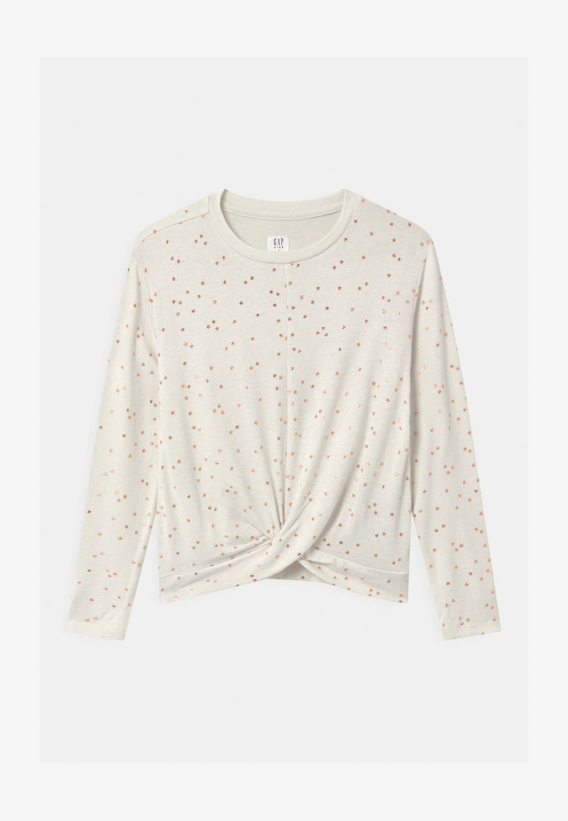 GAP - GIRLS TWIST - Jumper - offwhite