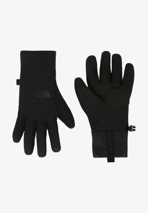 W APEX+ ETIP GLOVE - Fingerhandschuh - tnf black
