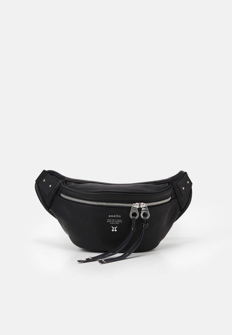 anello - BUMBAG UNISEX - Bum bag - black
