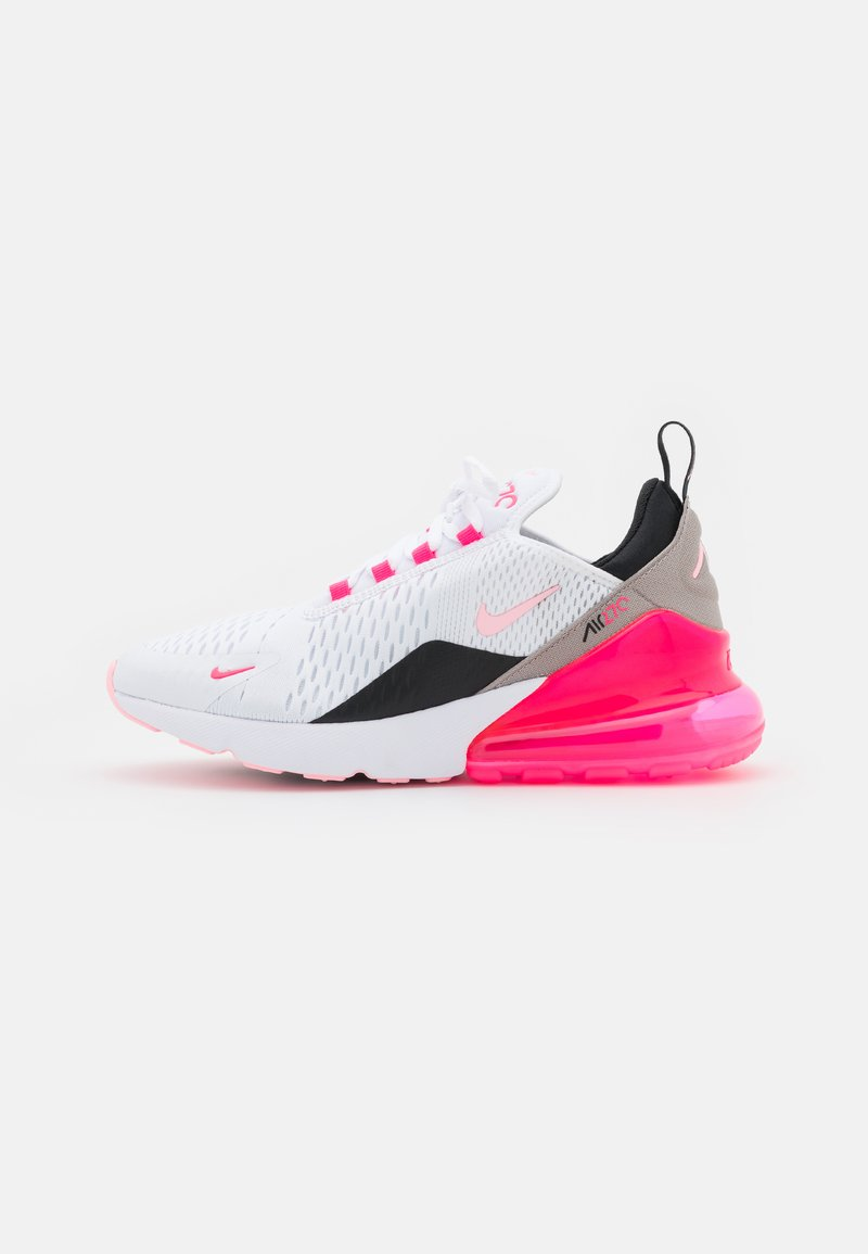 Nike Sportswear - AIR MAX 270 - Matalavartiset tennarit - white/arctic punch/hyper pink/black