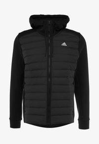 VARILITE HYBRID DOWN JACKET - Winter jacket - black