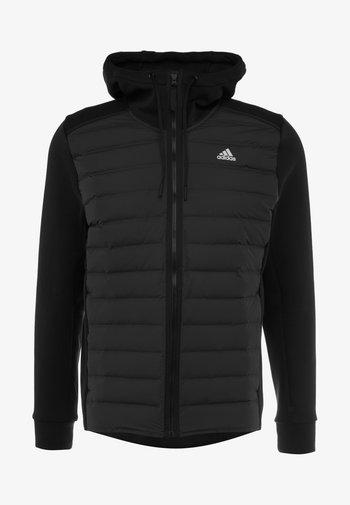 VARILITE HYBRID DOWN - Winter jacket - black