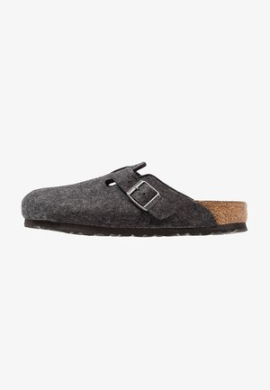 BOSTON - Slippers - anthracite