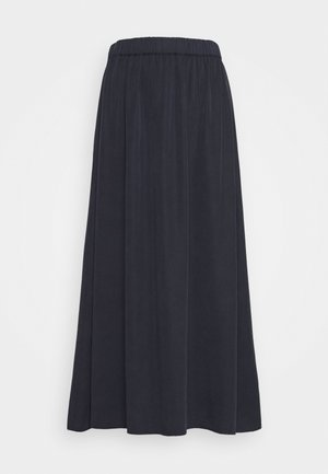 SKIRT LONG - Maxi sukně - scandinavian blue
