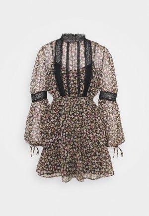 Vestido informal - multi