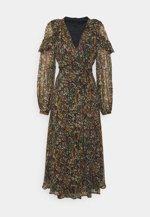 JUNIA LONG SLEEVE DAY DRESS - Vapaa-ajan mekko - multicoloured