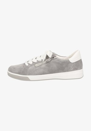 Trainers - oyster,weiss