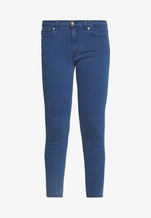 CHARLIE CROPPED - Jeansy Skinny Fit - light/pastel blue