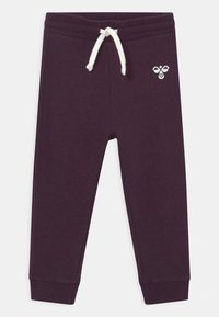 Hummel - ARIN CREWSUIT SET UNISEX - Survêtement - blackberry wine - 2