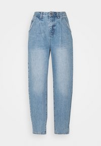 Cotton On - SLOUCH MOM - Relaxed fit jeans - jetty blue pleat - 0