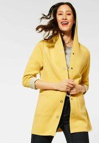 Street One - Short coat - gelb - 0