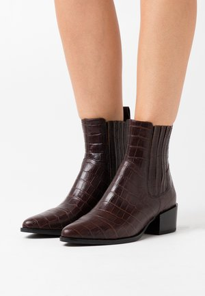 MARJA - Bottines - brown