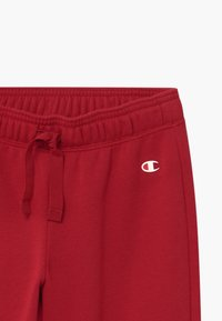 Champion - LEGACY AMERICAN CLASSICS RIB CUFF - Trainingsbroek - dark red - 3