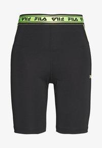 Fila - ULAN - Shorts - black - 3