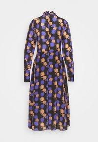 Hofmann Copenhagen - RIKA PRINT - Denní šaty - black - 1