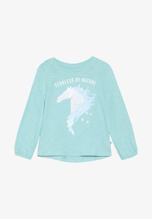GIRL FROZEN - Camiseta de manga larga - new malachite