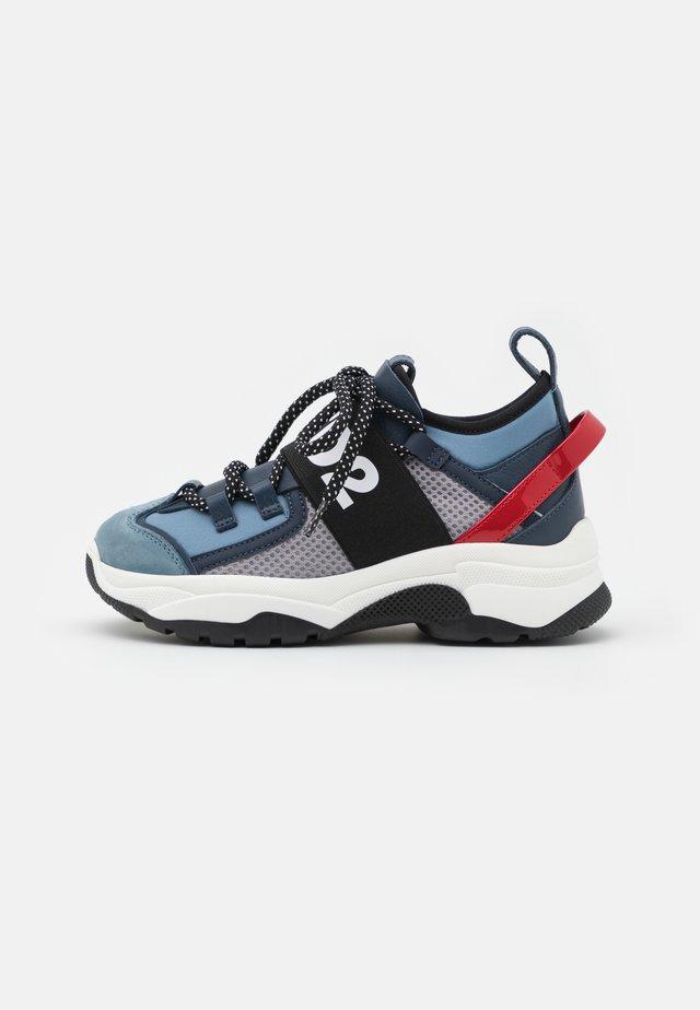 UNISEX - Sneaker low - blue