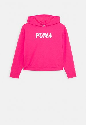 MODERN SPORTS HOODIE - Hoodie - glowing pink