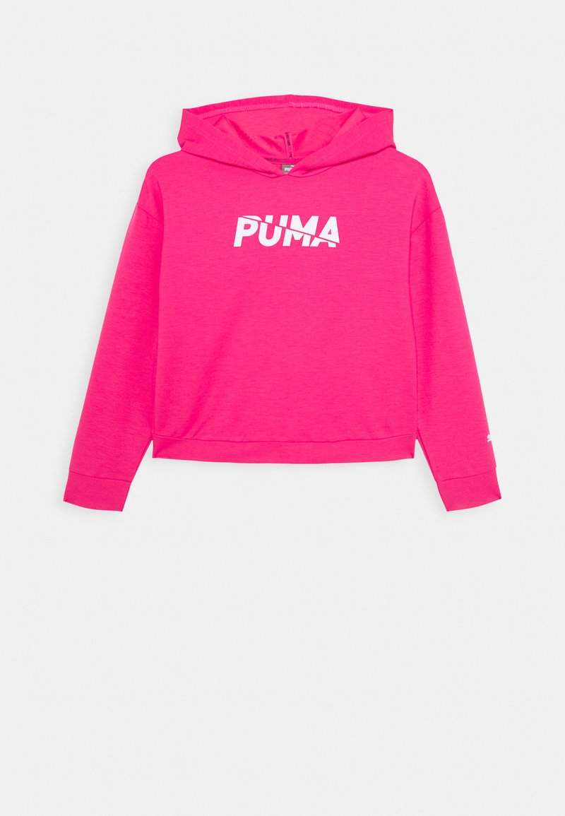 Puma - MODERN SPORTS HOODIE - Bluza z kapturem - glowing pink