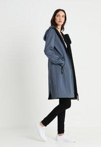Ilse Jacobsen - FUNCTIONAL RAINCOAT - Parka - blue grayness - 2
