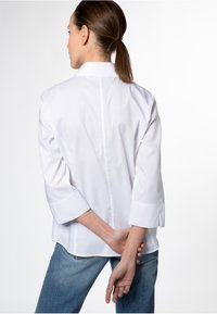 Eterna - MODERN CLASSIC - Button-down blouse - white - 1