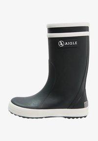 Aigle - LOLLY POP - Stivali di gomma - marine/blanc - 0
