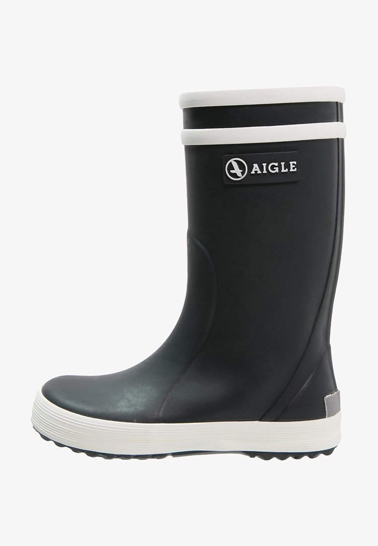 Aigle - LOLLY POP - Botas de agua - marine/blanc