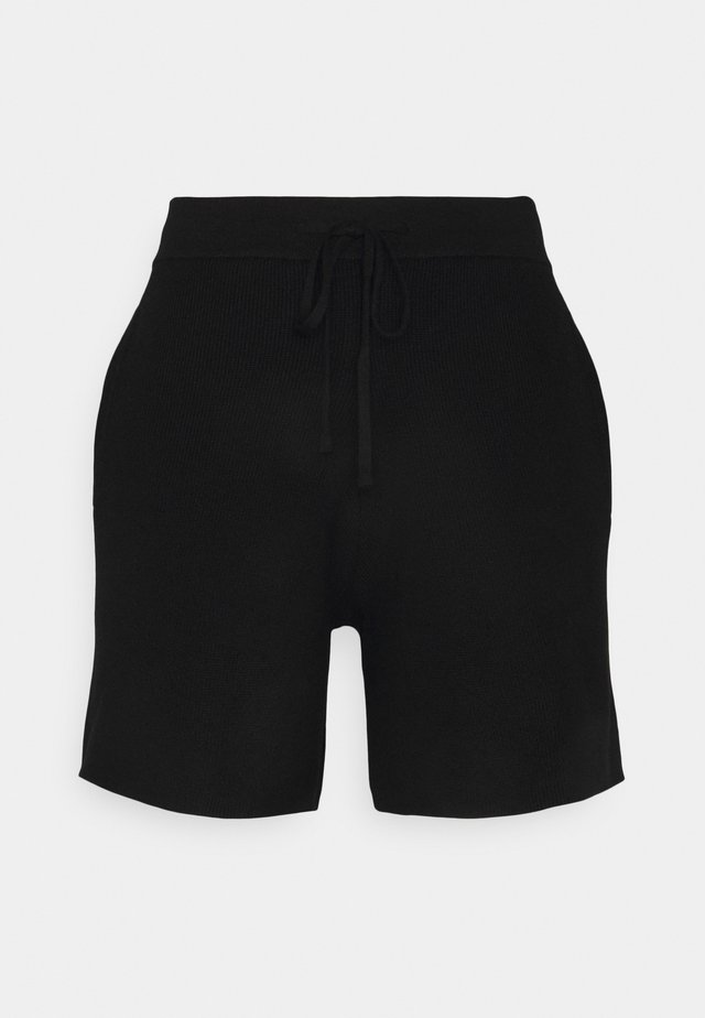 OBJDIVIANNA - Shortsit - black