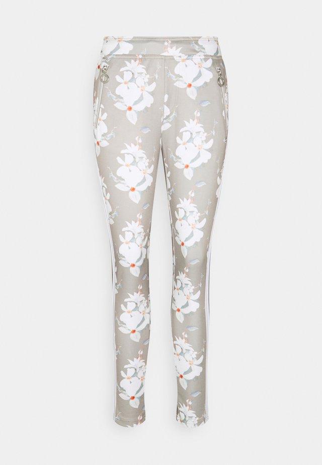 AHOKAS - Pantalon classique - cement