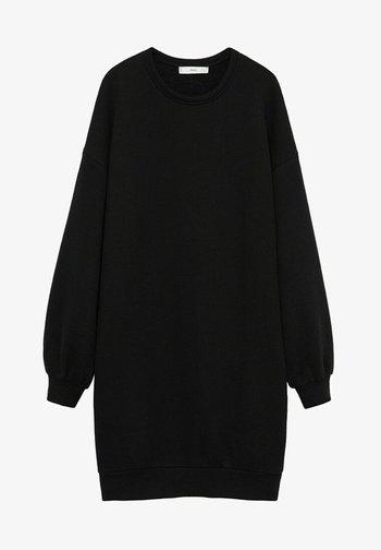SILVA - Day dress - noir