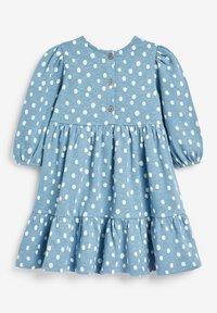 Next - Jersey dress - blue - 1