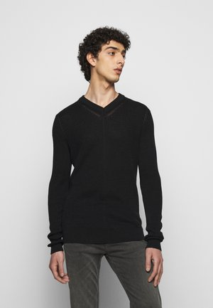 SMOVO - Pullover - black