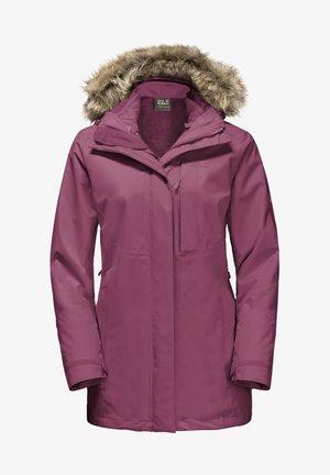 ARCTIC OCEAN - Winter jacket - violet quartz