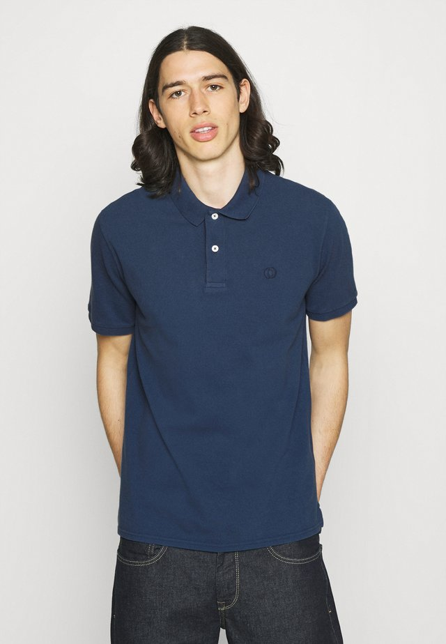 TED REGULAR MAN - Poloshirts - navy