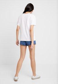 TWINTIP - T-shirt print - white - 2