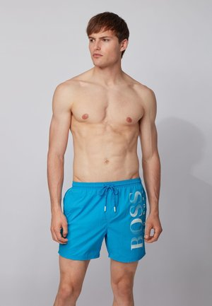 OCTOPUS - Swimming shorts - blue
