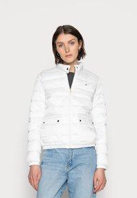 Tommy Hilfiger - PADDED JACKET - Light jacket - white - 0
