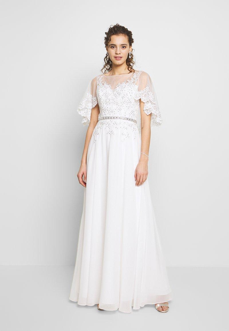 Luxuar Fashion - Společenské šaty - ivory